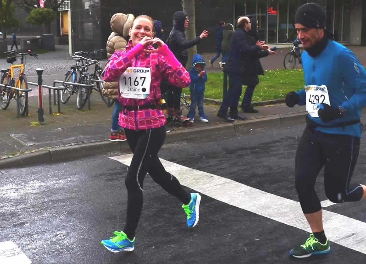 Läufer mit Herz - Janine Minarsky