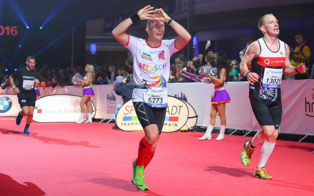 36. Mainova Frankfurt Marathon