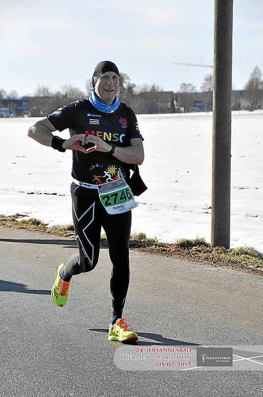 Markus Rajzer - Thermen Marathon 02/2017