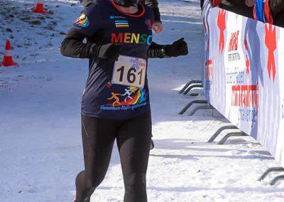 Winterlauf-Challenge Steinberger See 2017 - Eva Scheu