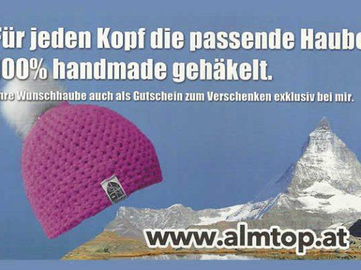 Almtop exclusive headware (Kematen am Innbach)