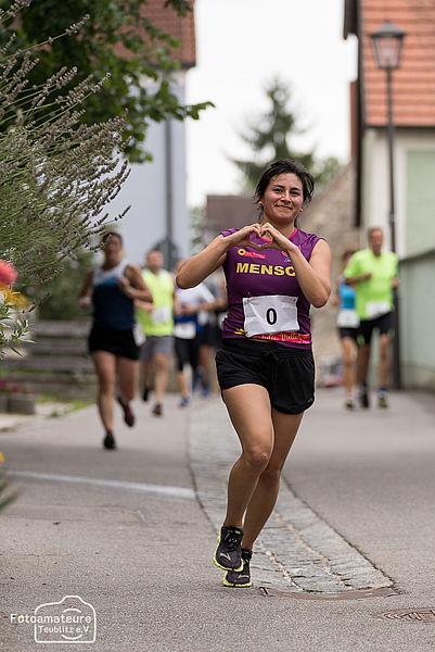 Lina Paola Peña Carrero - Städtedreieckslauf 2019