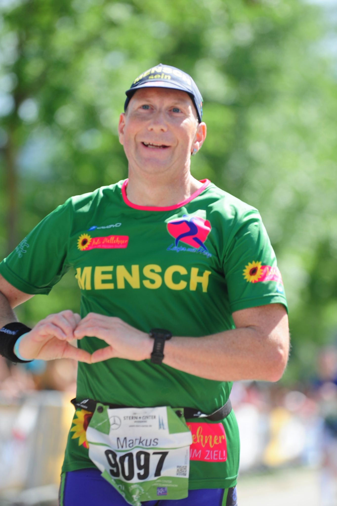 Markus Rajzer - Regensburg Marathon 2019