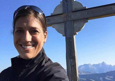 Lisa Hütthaler, nein nicht aus Südamerika - aus Österreich