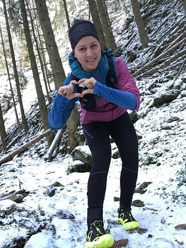 Veronika Brand - Läufer mit Herz