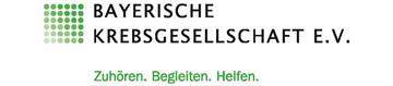 Wir helfen Bayerische Krebsgesellschaft e.V.