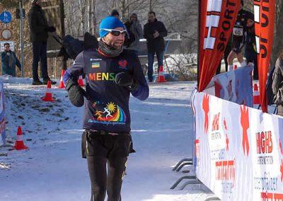 Winterlauf-Challenge Steinberger See 2017 - Felix Mayerhöfer